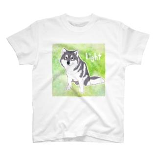 ライト君 T-shirts