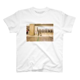 Cart T-shirts