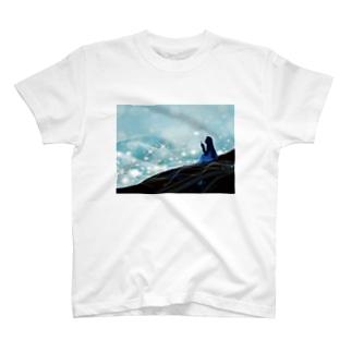 星に願いを(イラスト版) T-shirts