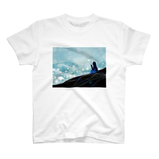 Matsuyaの星に願いを(イラスト版) T-shirts