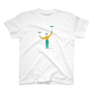 さら回す人 T-shirts