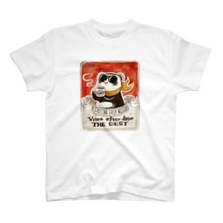 チャリティグッズ*エージェントANZUリクルート看板 T-shirts