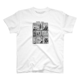 ossan manga T-shirts