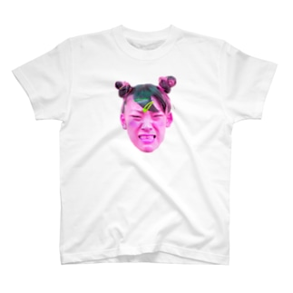 ウチフワちゃんの顔ファンやで T-shirts