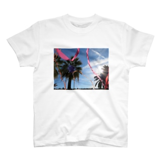 parm tree T-shirts