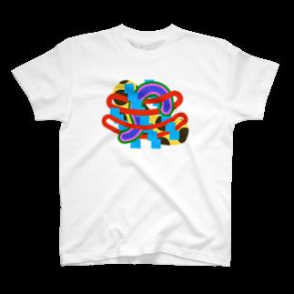 山田はじめ Hajime Yamadaの001 T-shirts