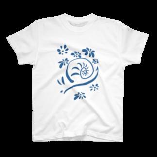 罪多のかたつむり T-shirts