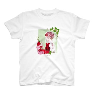 Strawberry tey T-shirts