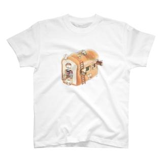 パンのジャム屋さん T-shirts