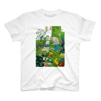 花屋さん T-shirts