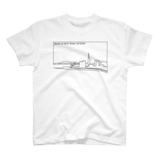 fukuokacity T-shirts