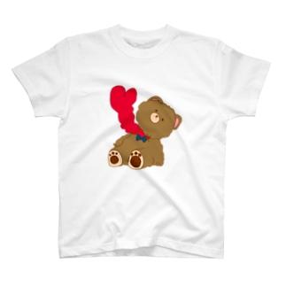 愛されくまくん T-shirts