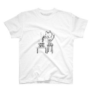 スキヤキにゃん。 T-shirts
