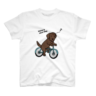 bicycleラブ チョコ T-shirts