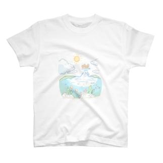 いちまる一家「旅に出る」 T-shirts