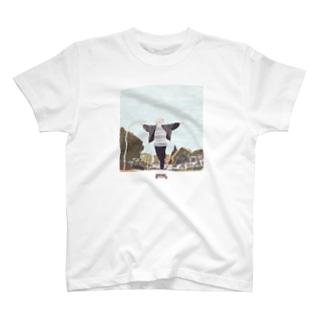 映画のワンシーン T-shirts