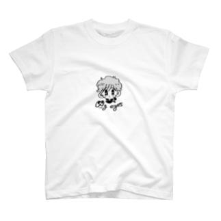 おめめぱちこちゃん T-shirts