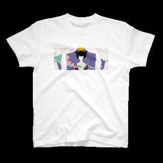 mt*のまどろみ T-shirts