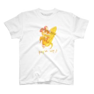 マーケットライダー T-shirts