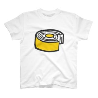 バウムクーヘン好きのためのTシャツ T-shirts