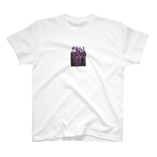ichihashiのsakura T-shirts