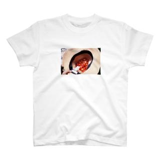 さくらんぼ狩り T-shirts