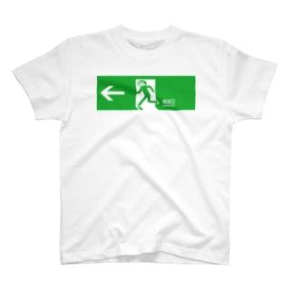 SUPER EXIT 飛出口 T-shirts