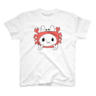 カニピース T-shirts