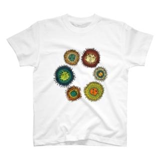 イソギンチャク人間 T-shirts