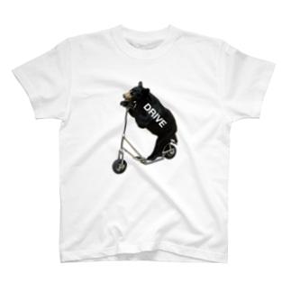 WMD DRIVE BEAR T-shirts