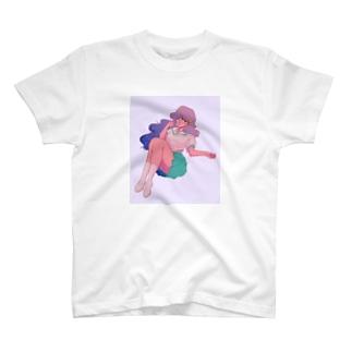 みどりいろ通信の秘めたる世界 T-shirts