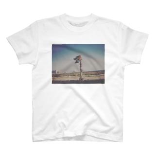 """旅行シリーズ """"海辺"""" T-shirts"""