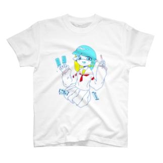 あいす T-shirts