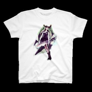 眠田ねむ蔵の空想 T-shirts