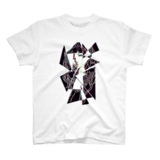 分裂 T-shirts