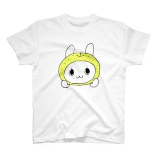 梨うさぎ T-shirts