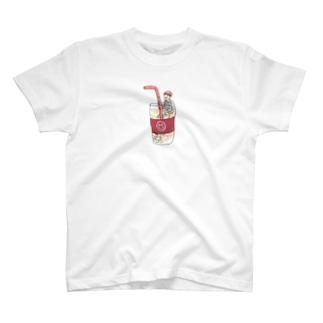 紅茶屋のおじさん T-shirts