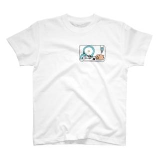 ちみのいえ お邪魔しま! T-shirts