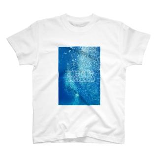 アクア T-shirts
