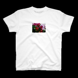 oyumi bedtownのthink T-shirts