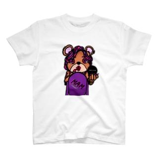 まむ🐻 T-shirts