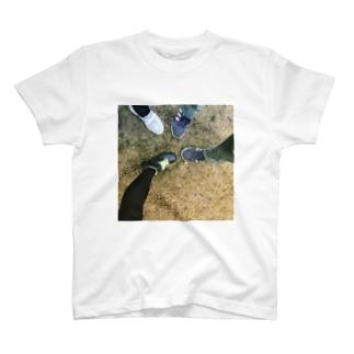 あしあしあし!!! T-shirts