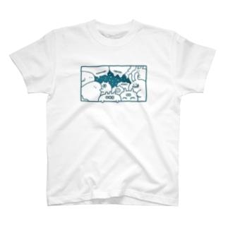 星夜 T-shirts