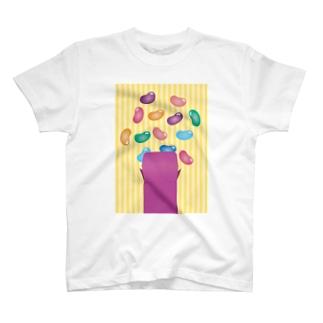 じぇりーびーーんず T-shirts