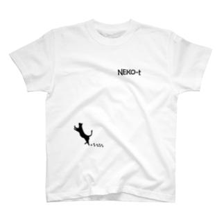 NEKO-T(ネコティー) T-shirts
