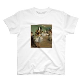 ダンス教室 / エドガー・ドガ(The Dance Class 1874) T-shirts