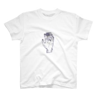 チラ見え T-shirts
