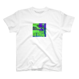 思い出こらぁ~ぢゅ T-shirts