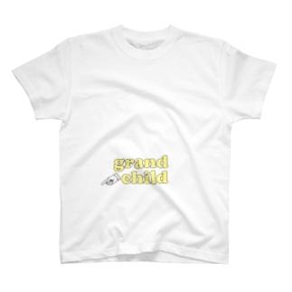 glandchild(右側) T-shirts