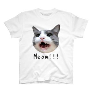 ニャー! T-shirts